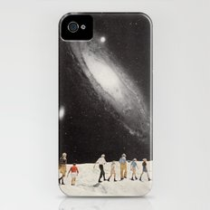 hiking under the stars Slim Case iPhone (4, 4s)