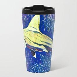 Shark Tank Travel Mug