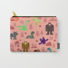 Cryptids of the PNW Carry-All Pouch