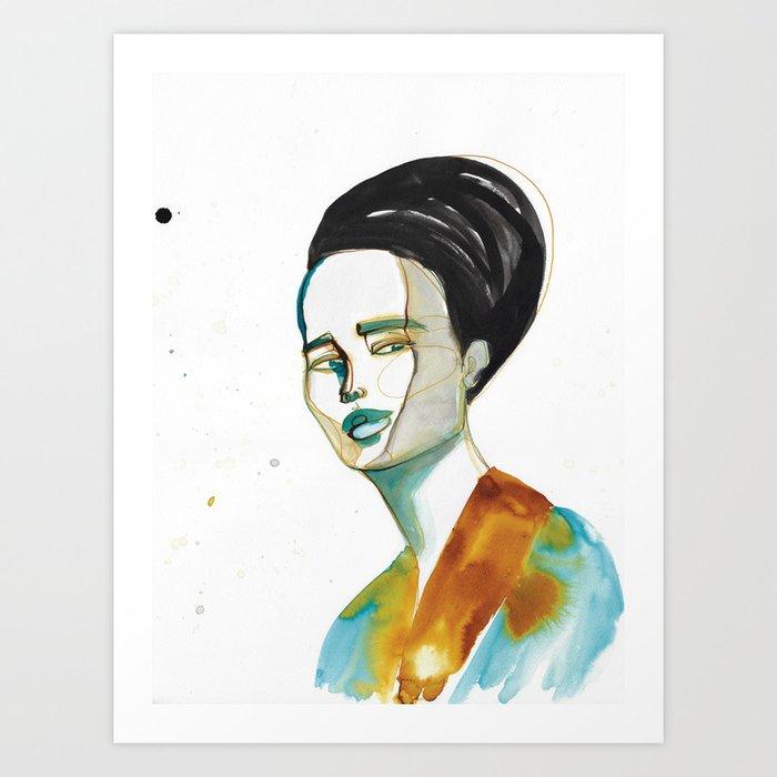 Blanca - Everyone's Mother Art Print