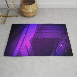 Galaxy Lines Rug