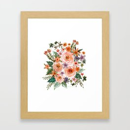 SMELLS LIKE PRAIRIE LIFE Framed Art Print