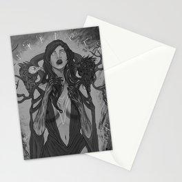 Goddess Morrigan B&L Stationery Cards