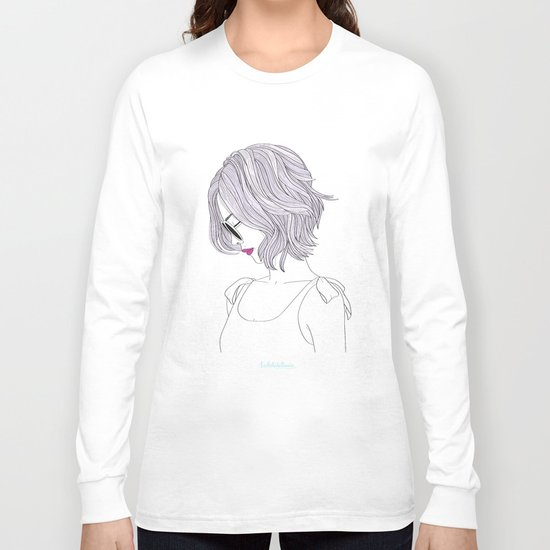 LILAHAIR Long Sleeve T-shirt