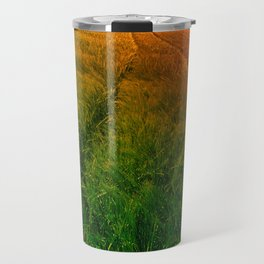 Waving fields of spring Travel Mug