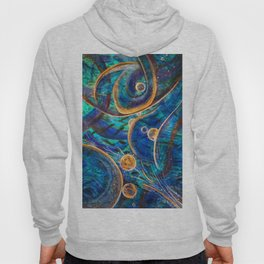 """""""Layers of Time"""", Vernal Pools of Thought & Mind Hoody"""