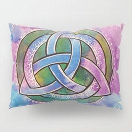 Triquetra Mandala 266 Pillow Sham