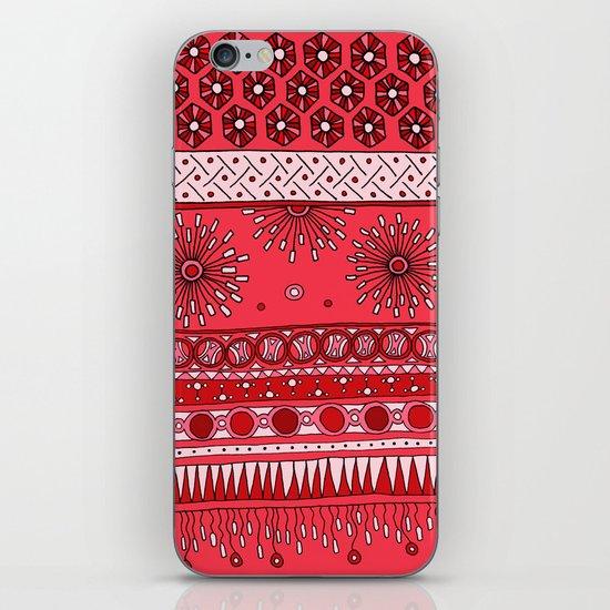 Yzor pattern 007-3 pink iPhone & iPod Skin