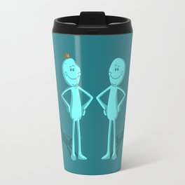 meeseeks Travel Mug