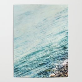 Water and Stone Poster