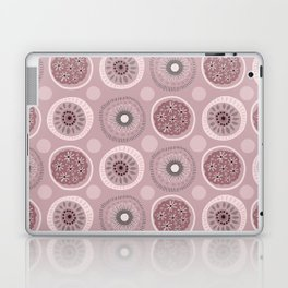 Girly Dots Laptop & iPad Skin