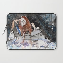 Sadist in Stockings Laptop Sleeve