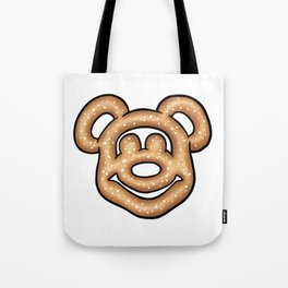 Mickey Mouse Pretzel Tote Bag