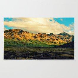 Denali National Park Rug