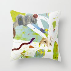 Level Throw Pillow