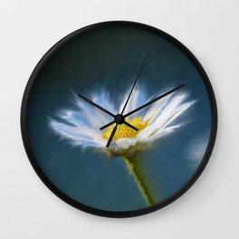 Margeriten (Leucanthemum) Wall Clock