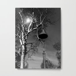 Mission Bell_California Metal Print