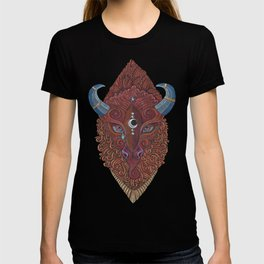 Bison Totem T-shirt