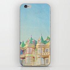 SF Tops 3 iPhone & iPod Skin