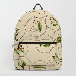 Vintage Baubles #society6 #xmas Backpack