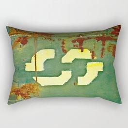Big Bucks Rectangular Pillow