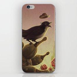 The Tower Herald iPhone Skin