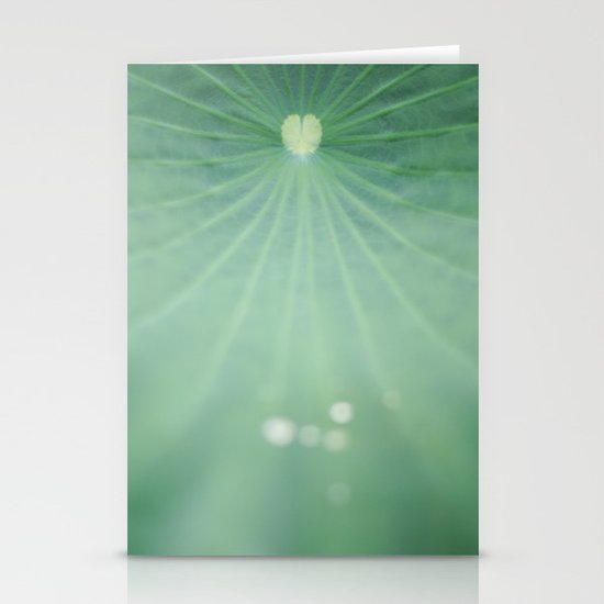 Love comes naturally Stationery Cards