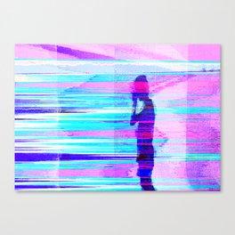 Alias Canvas Print
