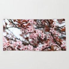Spring Tree Beach Towel