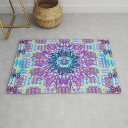 A Flower of Sorts Rug