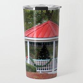 Village Christmas Travel Mug