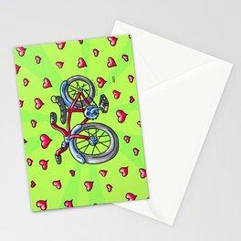 Bike Love Stationery Cards