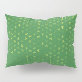 capricorn zodiac sign pattern gr Pillow Sham