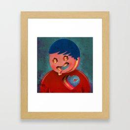 I'm not Tony Stark Framed Art Print