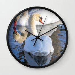 The Pair Wall Clock
