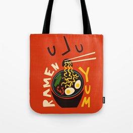 Yum Ramen Tote Bag