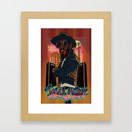 Kool Hercules Framed Art Print