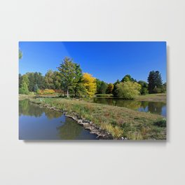 Lingering Thoughts of Summer Metal Print