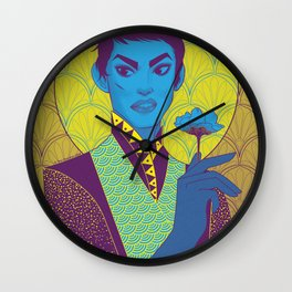 [Disgusted Noise] Wall Clock