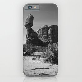 Holding The Balance iPhone Case