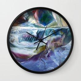 New World forming Wall Clock