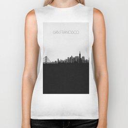 City Skylines: San Francisco (Alternative) Biker Tank