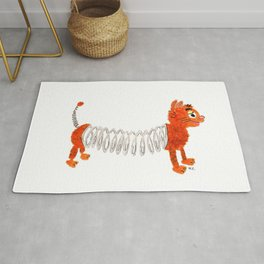 Slinky Cat Rug