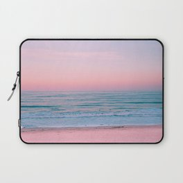Gorgeous Pink Sunset Laptop Sleeve
