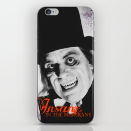London After Midnight iPhone Skin