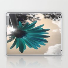 He Loves Me, He Loves Me Not Laptop & iPad Skin