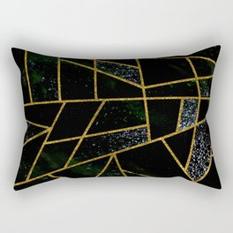 Abstract #438 Rectangular Pillow