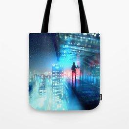 City Light Tote Bag