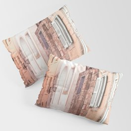 Greece, Nisyros island, Dodecanese Pillow Sham