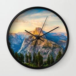 Heaven and Earth, Yosemite Wall Clock